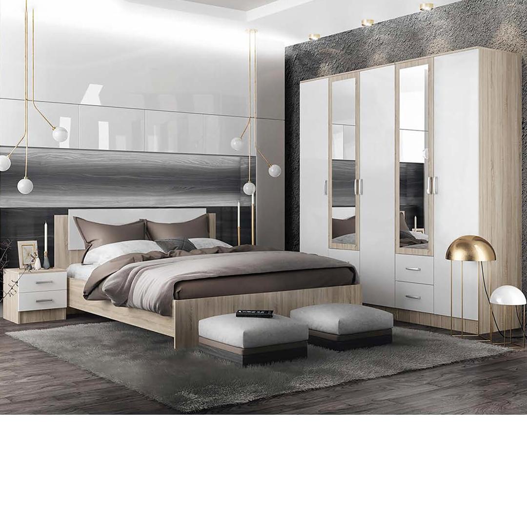Спальные гарнитуры оптом ЛДСП